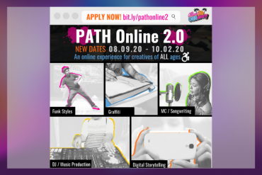 PATH Online 2.0 - An Online Experience for Creatives of All Ages